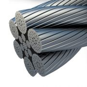 Oil drilling wire rope