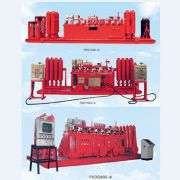 Control System for Surface Mounted Blow Out Preventer (BOP) Stacks